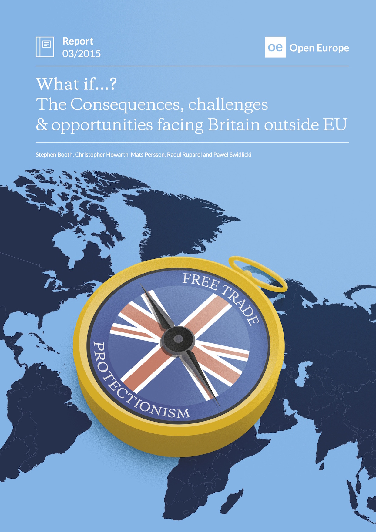 Open-Europe-Report